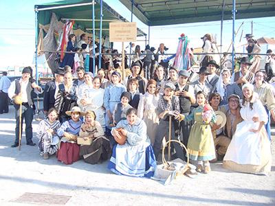 Rancho Folclórico de Capeleira